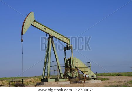 Oil Well Pumping Unit