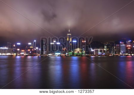Hong Kong Night Shot