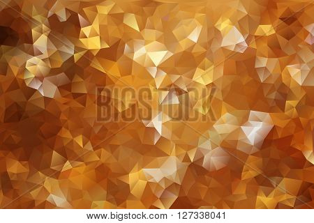 multicolored abstract background of effect geometric triangles