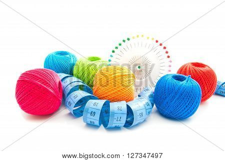 Thread And Other Items For Needlework