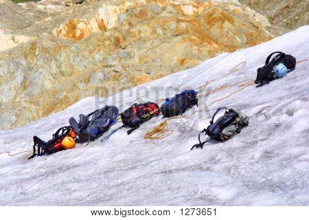 Eisklettern packbags