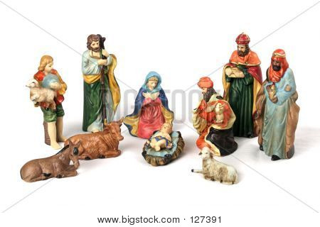Complete Nativity Isolated