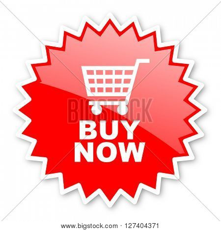 buy now red tag, sticker, label, star, stamp, banner, advertising, badge, emblem, web icon
