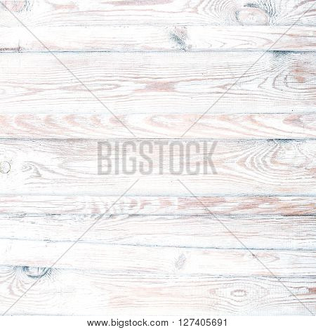 Shabby Chic square background with old planks in beige and brown colors textured scratches and antique cracked paint for scrapbooking and decoupage