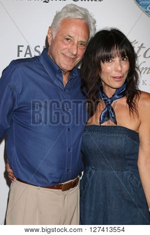 LOS ANGELES - APR 25:  John Aprea, wife Betsy Parker at the Stevie D West Coast Premiere at the Newport Beach Film Festival at the Island Cinema on April 25, 2016 in Newport Beach, CA