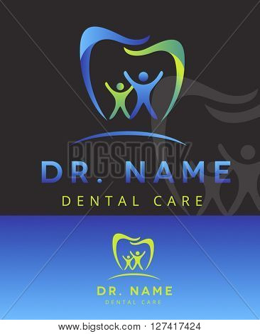 dental icon / logo , premium design