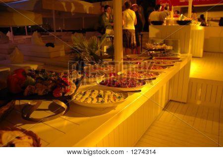 Exotic Buffet
