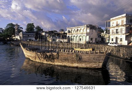 Africa Comoros