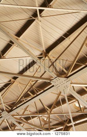 Metal Roof Ceiling