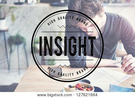 Insight Perception Ideas Opinion Concept