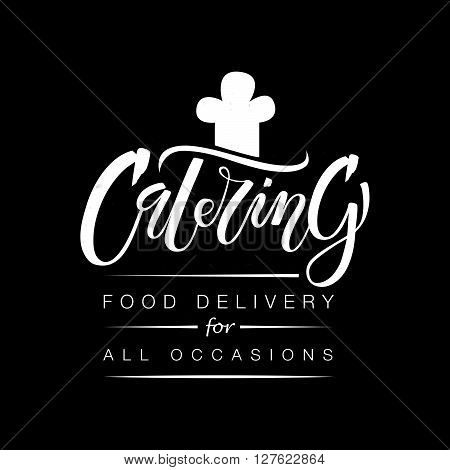 Vector Template Of Catering Company Logo