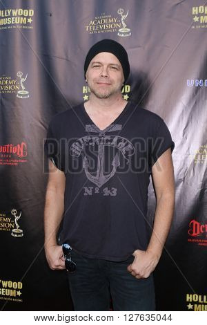 LOS ANGELES - APR 27:  Brian Gaskill at the 2016 Daytime EMMY Awards Nominees Reception at the Hollywood Museum on April 27, 2016 in Los Angeles, CA