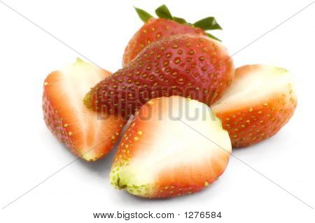 Strawberry Hrearts