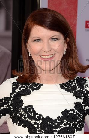LOS ANGELES - APR 28:  Kate Flannery at the TCM Classic Film Festival Opening Night Red Carpet at the TCL Chinese Theater IMAX on April 28, 2016 in Los Angeles, CA