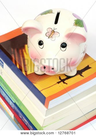 Saving for Education poster