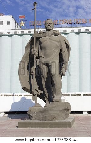 Monument To Residents Of Severomorsk