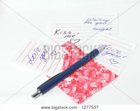 Love You Notes