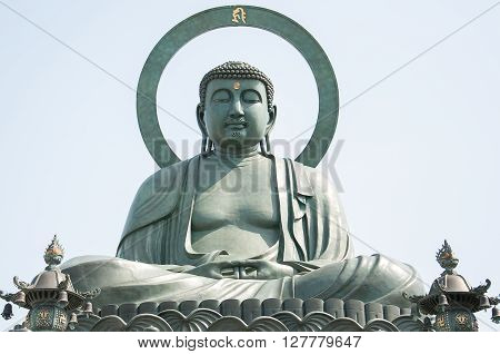 Takaoka Daibutsu one of the three Great Buddha Japan