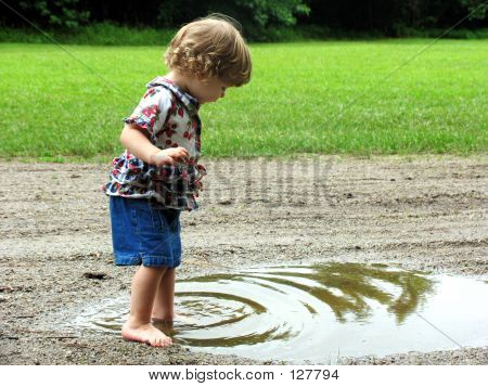 Playing In The Puddle