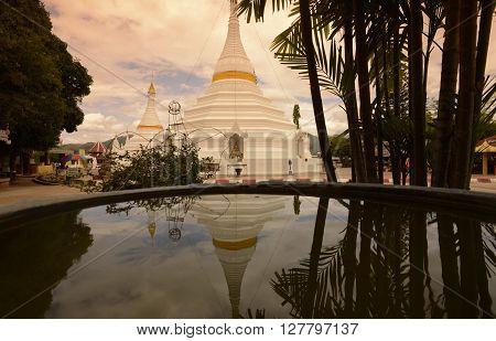Asia Thailand Mae Hong Son