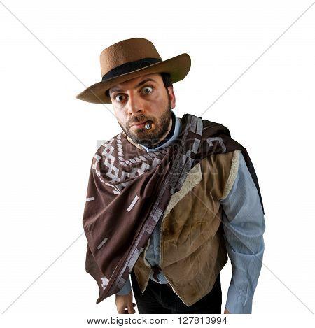 Wow Gunfighter In The Old Wild West