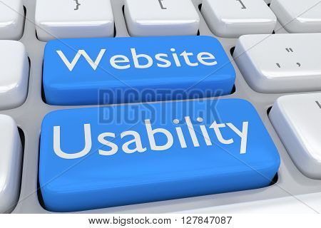 Website Usability Concept