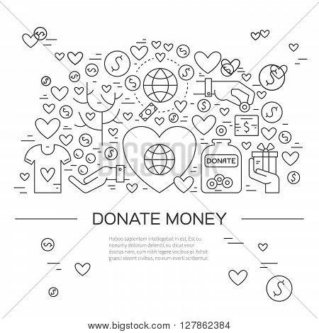 Charity Banner