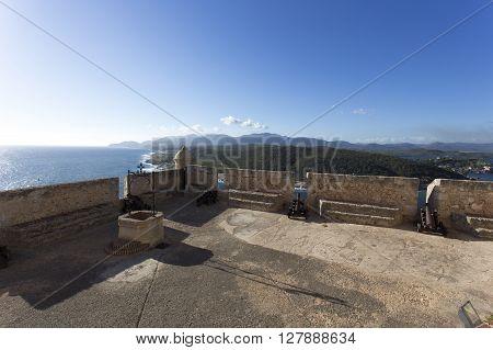 Castle San Pedro de la Roca del Morro Santiago de Cuba Cuba