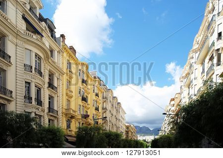 Beautiful City Street