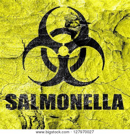 Salmonella concept background