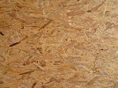 a texture of oriented strand board panel poster