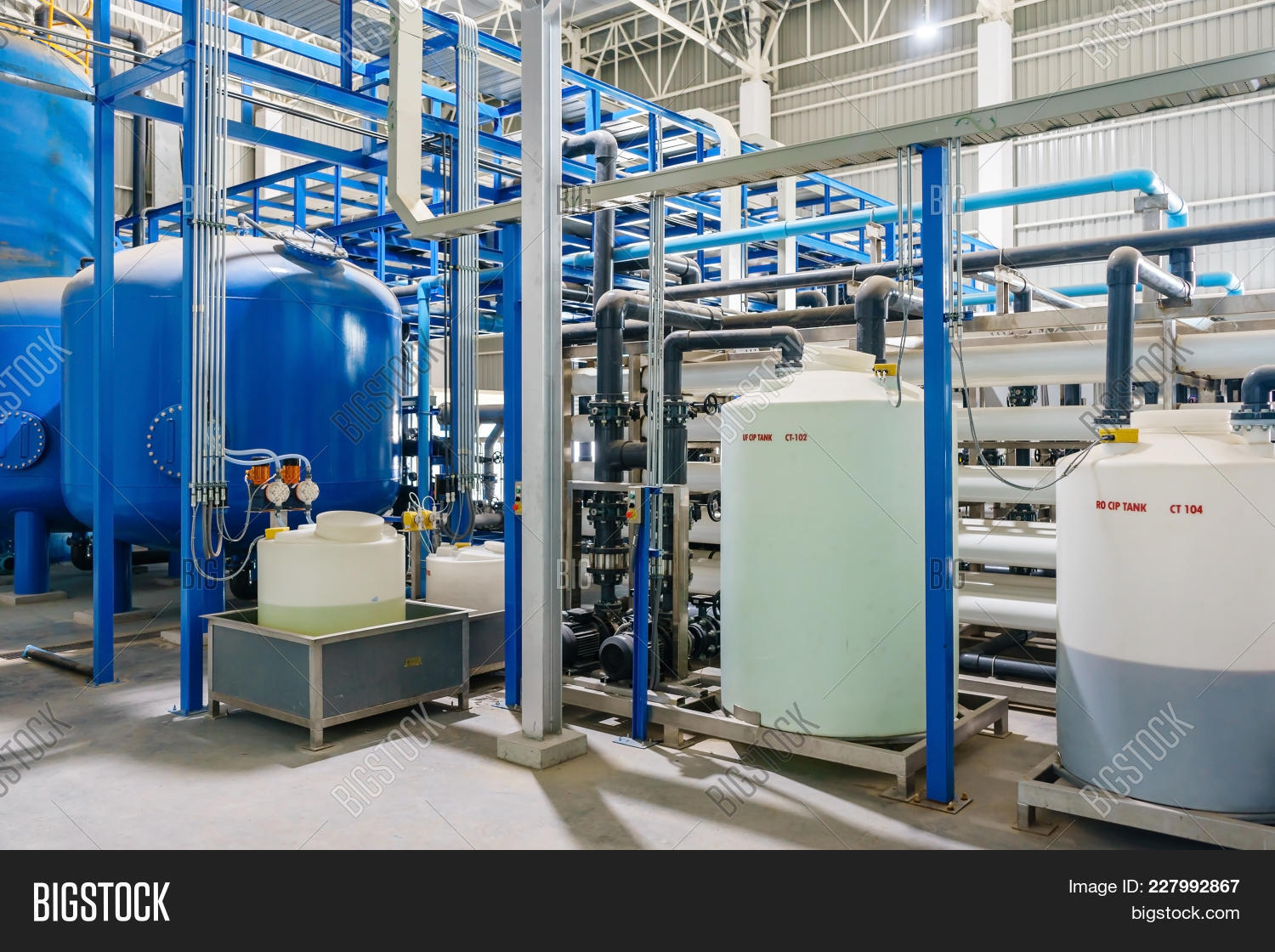Large Industrial Water Image & Photo (Free Trial) | Bigstock