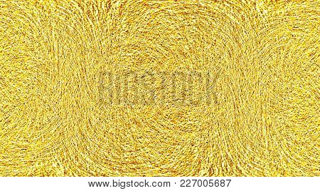 abstract golden background of the relief grain