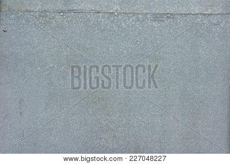 Vintage Metal Surface. Grunge Background. Close Up