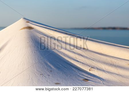 Background Tent Camping . In The Park In Nature