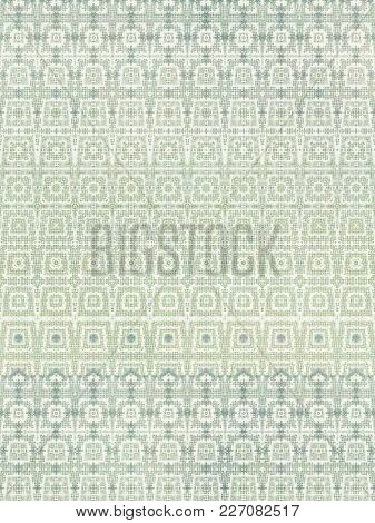 Illustration of an abstract wrapping paper design
