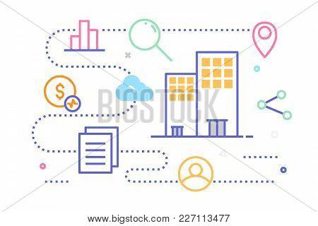 Professional Company Illustration