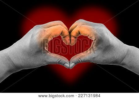 Heart Sign Of Love