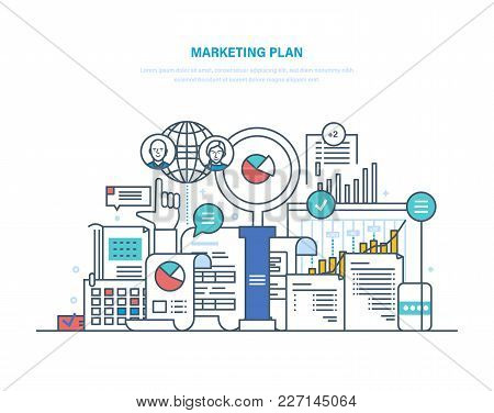 Marketing Plan. Promotion, Targeting, Market Research, Marketing Promotion, Report On Company Succes
