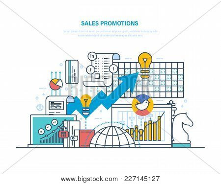 Sales Promotions. Targeting, Market Research, Marketing Plan, Business Planning And Analysis, Develo