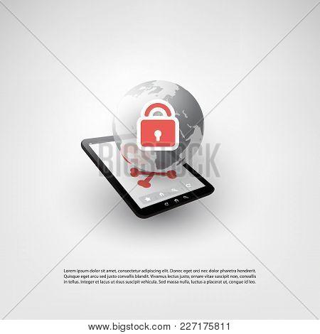 Device Vulnerability - Virus, Malware, Ransomware, Fraud, Spam, Phishing, Email Scam, Hacker Attack