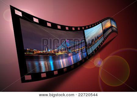 Philadelphia Filmstrip