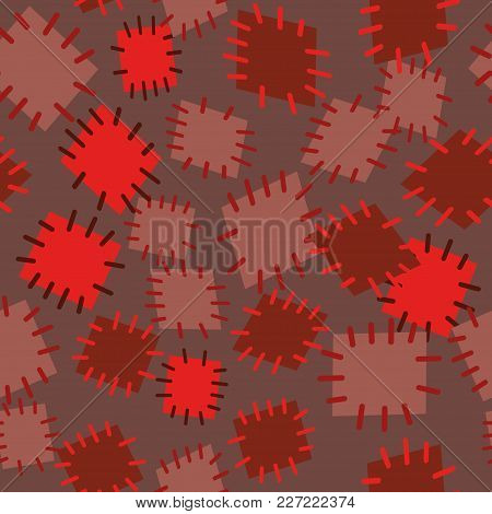 2979599 Seamless Pattern In Color Patches.