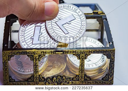 Litecoin Treasure Chest