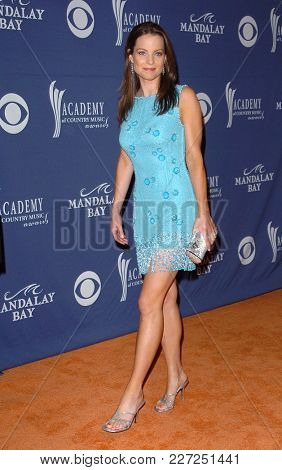LOS ANGELES - MAY 24:  Kimberly Williams-Paisley arrives to the Academy of Country Music Awards  on May 24, 2004 in Las Vegas, NV
