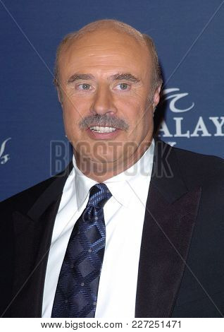 LOS ANGELES - MAY 24:  Dr. Phil McGraw arrives to the Academy of Country Music Awards  on May 24, 2004 in Las Vegas, NV