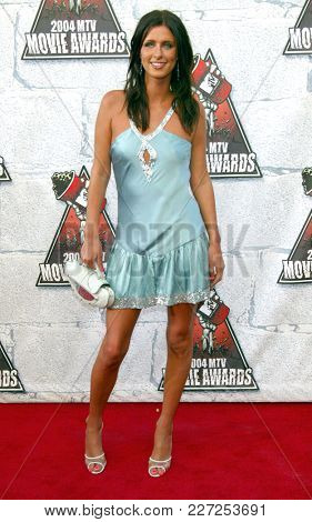 LOS ANGELES - JUN 05:  Nicky Hilton arrives to the Mtv Movie Awards  on June 5, 2004 in Culver City, CA.