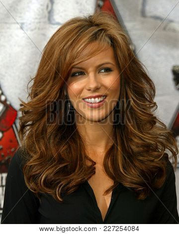 LOS ANGELES - JUN 05:  Kate Beckinsale arrives to the Mtv Movie Awards  on June 5, 2004 in Culver City, CA.