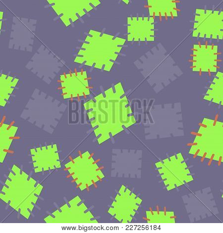 2982554 Seamless Pattern In Color Patches.