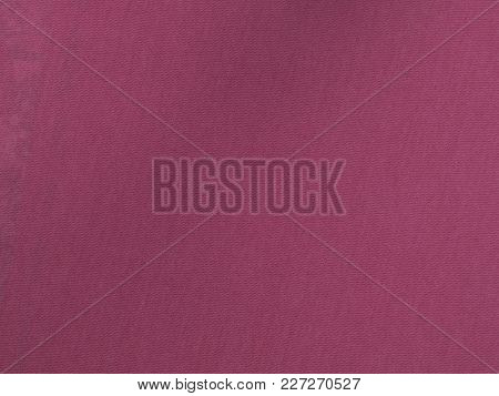 Dark Red Cloth Textile Material Texture Background Pattern